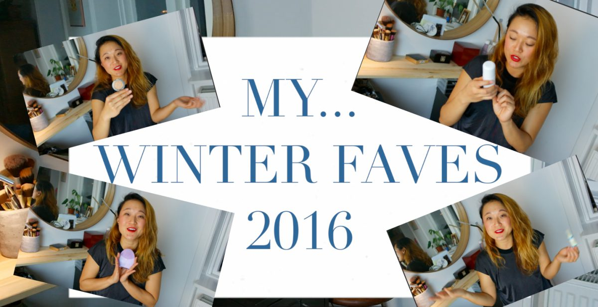 Winter Favorites (no U) –  2016 – All Beauty